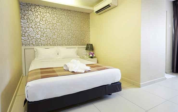 Sungei Wang Hotel Kuala Lumpur - Kamar Double Deluks