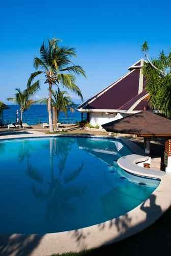 SWIMMING_POOL Quo Vadis Dive Resort Moalboal