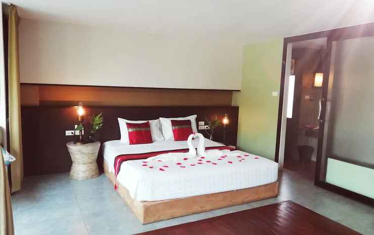 Mandala House Chiang Mai - Double Room with View