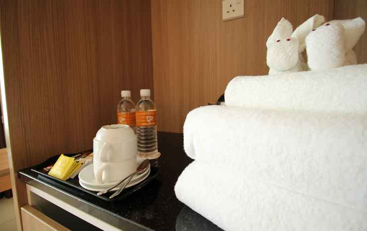 Hotel Pudu Plaza Kuala Lumpur - Kamar Standar, 1 Tempat Tidur King, tanpa jendela