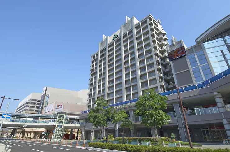 EXTERIOR_BUILDING โรงแรมวิซึเกียว อามากาซาคิ บาย แกรนเวีย