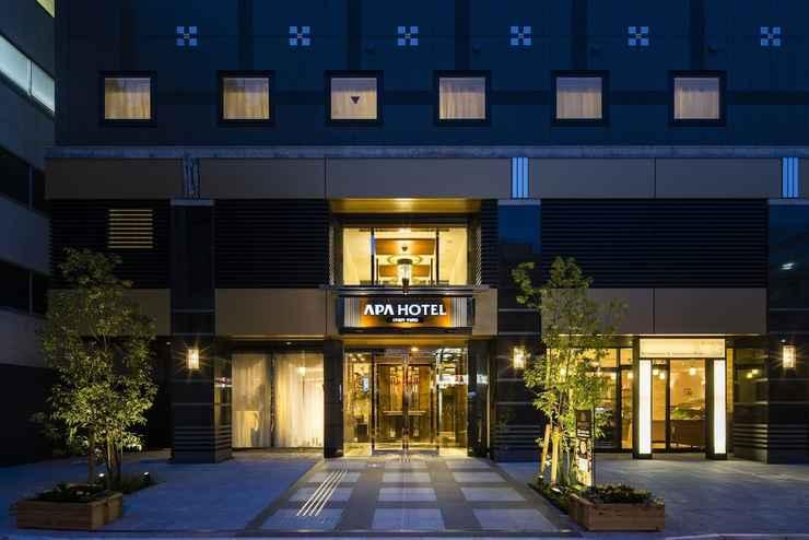 EXTERIOR_BUILDING โรงแรมเอพีเอ ฮันโซมอน ฮิราคาวาโช