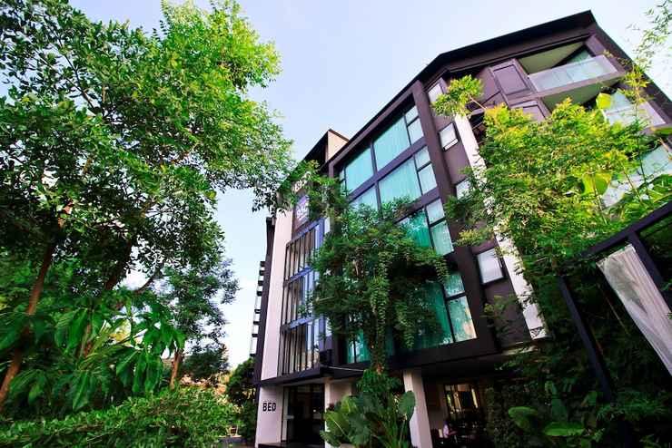 EXTERIOR_BUILDING โรงแรมเบด ช่างเคี่ยน - สำหรับผู้ใหญ่เท่านั้น