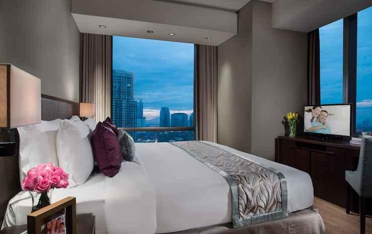 Ascott Kuningan Jakarta Jakarta - Apartemen Premier, 3 kamar tidur