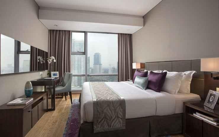 Ascott Kuningan Jakarta Jakarta - Apartemen Eksekutif, 1 kamar tidur
