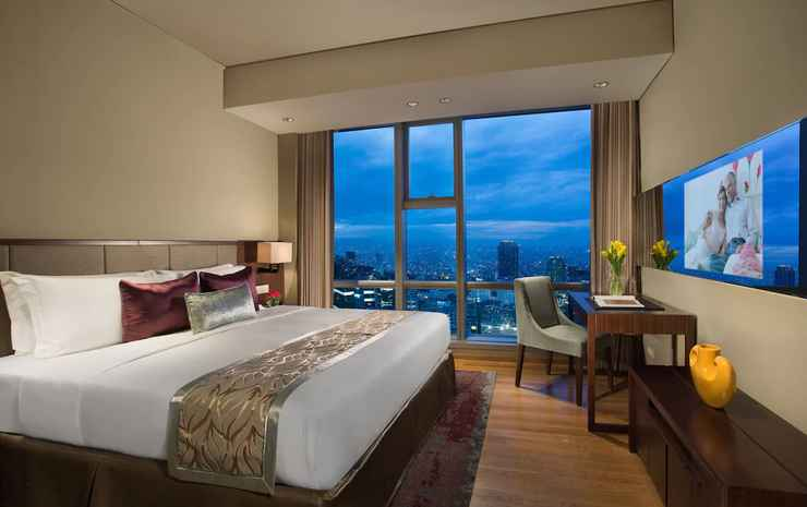Ascott Kuningan Jakarta Jakarta - Apartemen Eksekutif, 2 kamar tidur