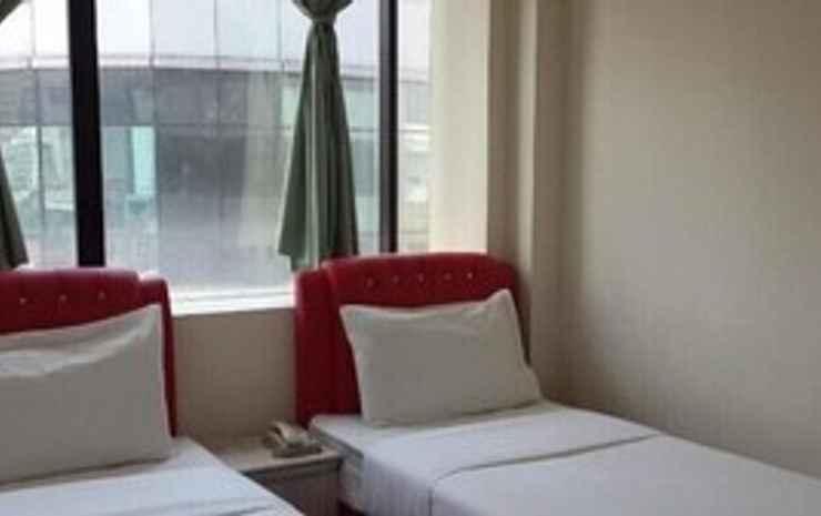 Hotel Ambassador Bukit Bintang Kuala Lumpur - Kamar Single Deluks, 2 Tempat Tidur Twin, non-smoking (with Window)