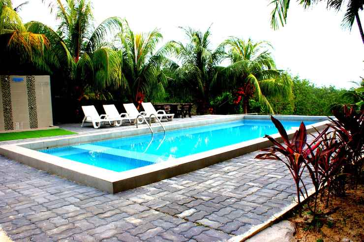 SWIMMING_POOL Pemandangan Indah Guest House - Look Out Point