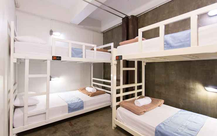 Zz House Chiang Mai Chiang Mai - Family Room 2 Bunk Beds Air Con Shared Bathroom