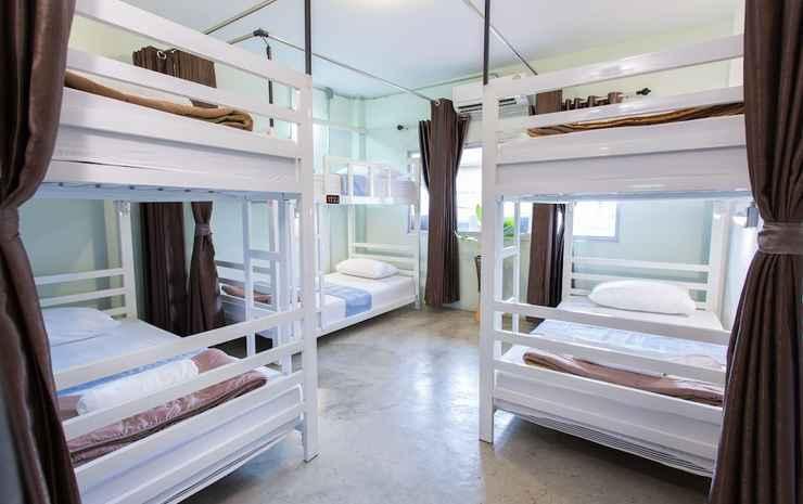 Zz House Chiang Mai Chiang Mai - Family Room 3 Bunk Beds Air Con Shared Bathroom