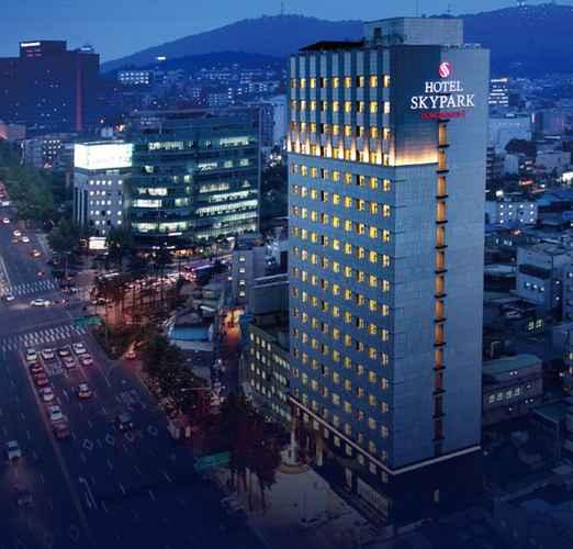 EXTERIOR_BUILDING โรงแรมสกายพาร์ค ทงแดมุน 1