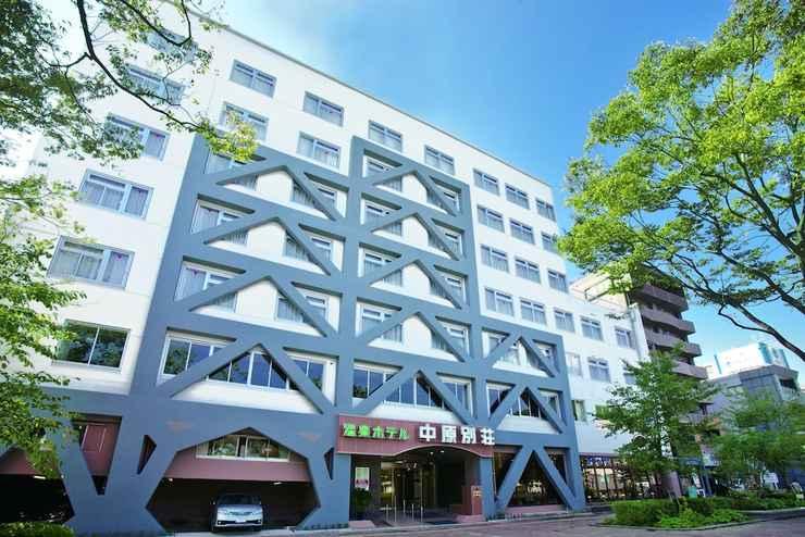 EXTERIOR_BUILDING โรงแรมออนเซ็น นากาฮาระ เบสโซว -ปลอดบุหรี่, ต้านแผ่นดินไหว