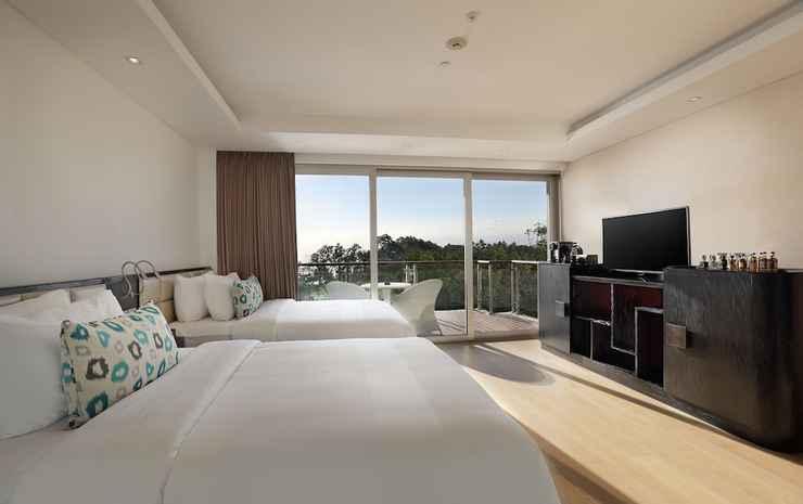 Double-Six Luxury Hotel Seminyak Bali - Penthouse, 2 kamar tidur, pemandangan kota