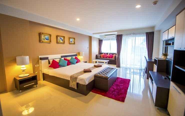 Aonang Mountain View Hotel Krabi - Kamar Deluks