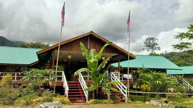 EXTERIOR_BUILDING Kinabalu Poring Vacation Lodge