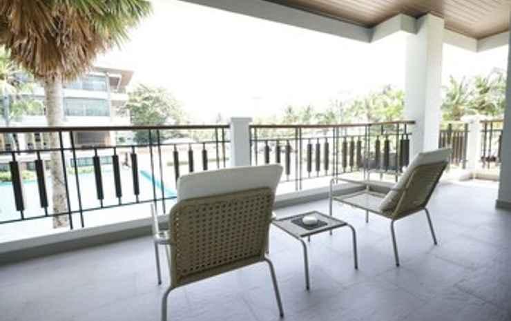 Welcome World Beach Resort & Spa Chonburi - Suite Sea View