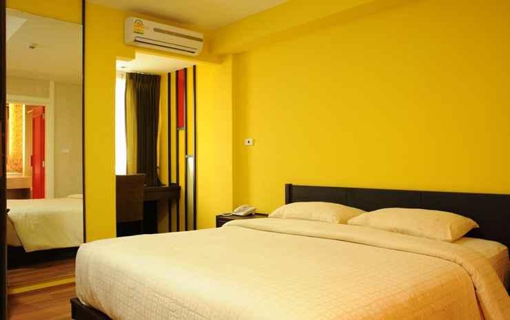 BKK Home 24 Boutique Hotel Bangkok - Kamar Deluks, 1 Tempat Tidur King