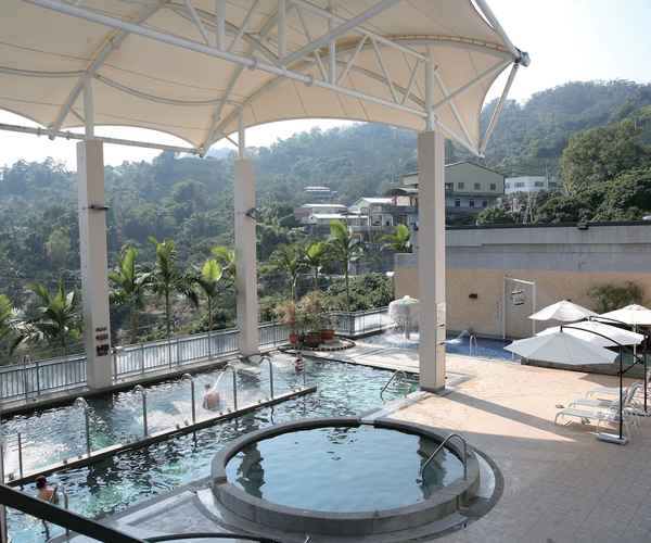 SWIMMING_POOL The Sun Hot Spring & Resort
