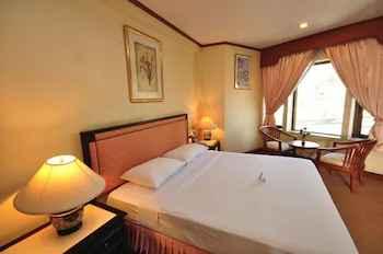 BEDROOM โรงแรมรอยัล ไดมอน