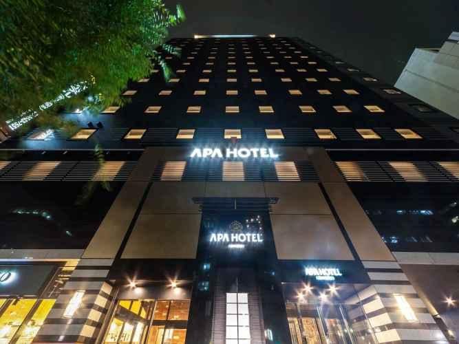 EXTERIOR_BUILDING APA Hotel Higashi-Nihombashi-Ekimae