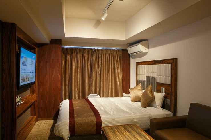 BEDROOM โรงแรมรีลีฟ นัมบะ ไดโคคุโจ