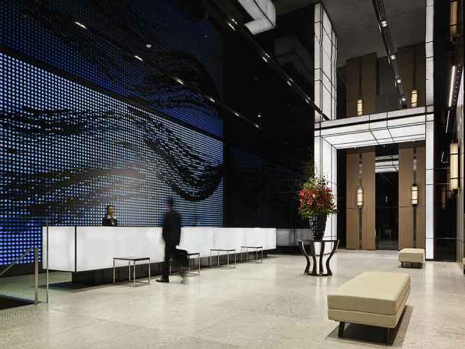 LOBBY โรงแรมมิลเลนเนียม มิตซุย การ์เดน โตเกียว