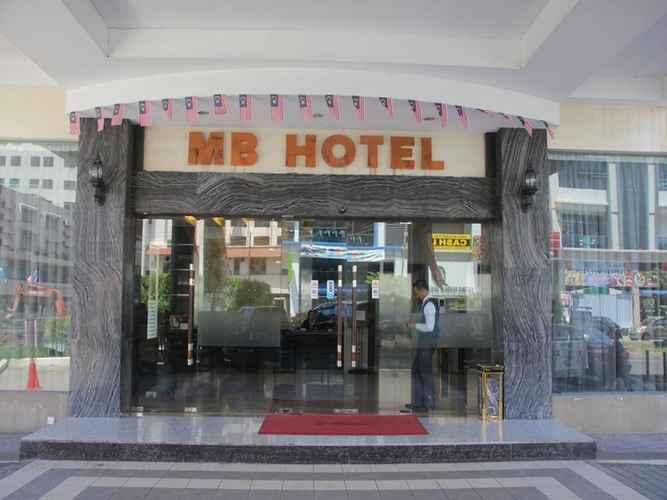 EXTERIOR_BUILDING MB Hotel