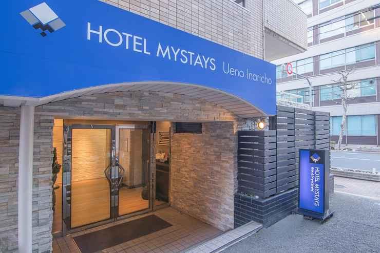 EXTERIOR_BUILDING โรงแรมมายสเตย์ อูเอโนะ อินาริโช