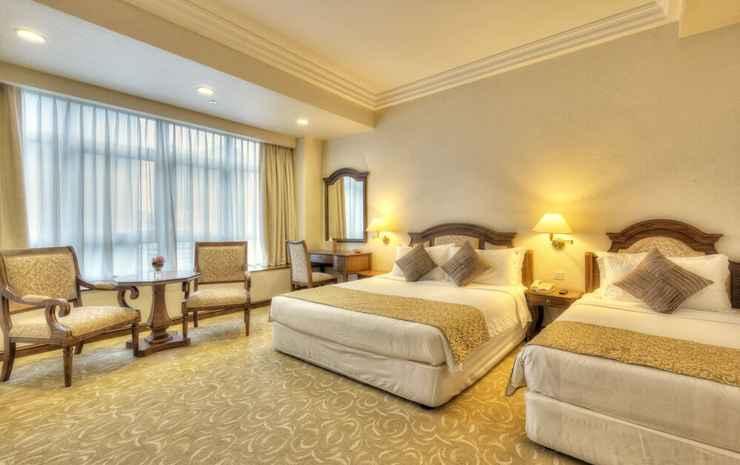 Orchid Hotel Singapore - Kamar Triple Deluks