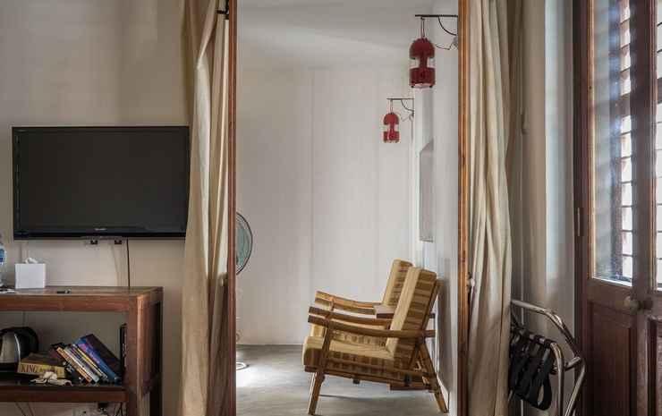 Ren I Tang Heritage Inn Penang - Kamar, balkon