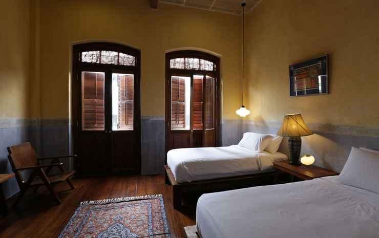 Ren I Tang Heritage Inn Penang - Kamar Keluarga (First Floor)