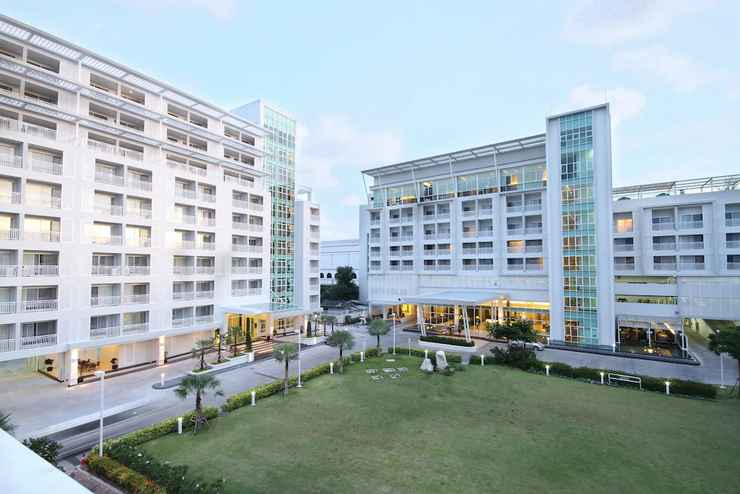 EXTERIOR_BUILDING Kameo Grand Rayong Hotel & Serviced Apartments
