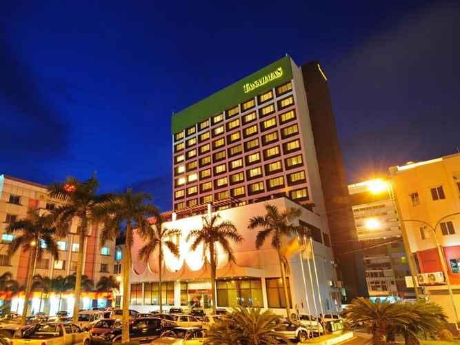 EXTERIOR_BUILDING Tanahmas The Sibu Hotel