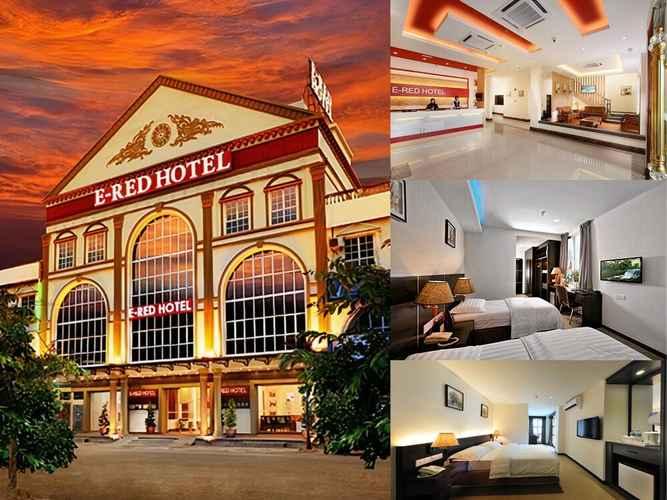 EXTERIOR_BUILDING E-Red Hotel Bandar Perda