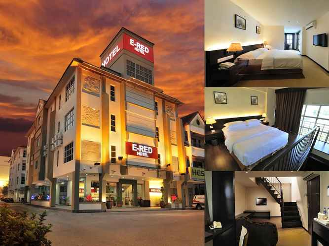 EXTERIOR_BUILDING E-RED Hotel Seberang Jaya