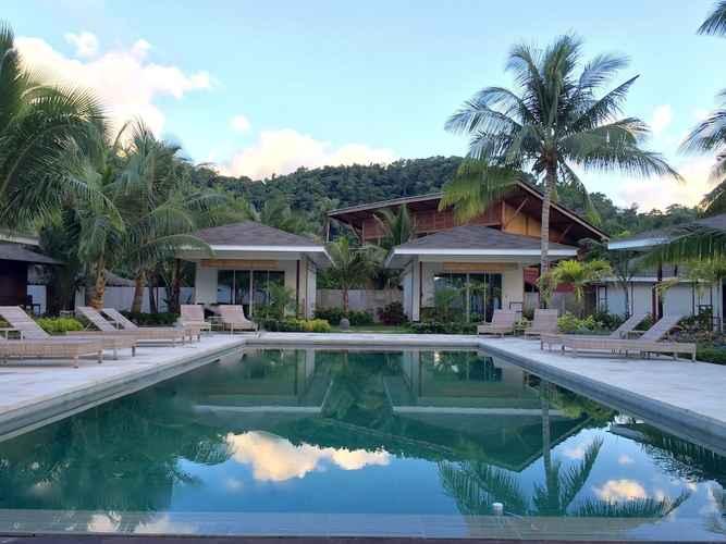 SWIMMING_POOL Cadlao Resort & Restaurant