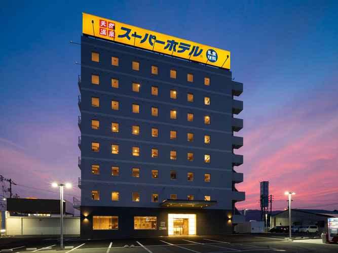 Exterior Super Hotel Ehime Ozu Inter