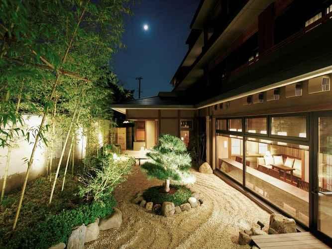Exterior Kyouto Arashiyamaonsen kadenshou