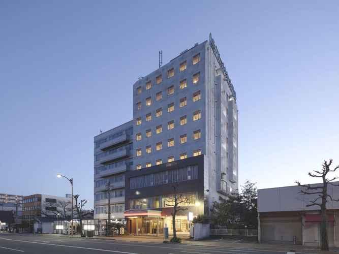 EXTERIOR_BUILDING Shizuoka Victoria Hotel