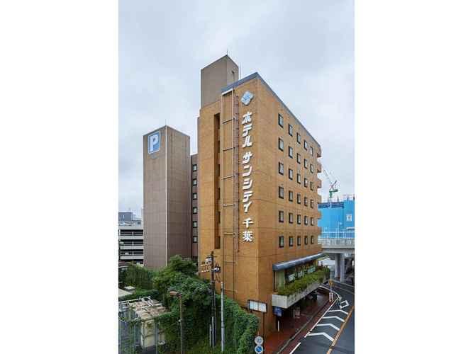 EXTERIOR_BUILDING Hotel Sun City Chiba