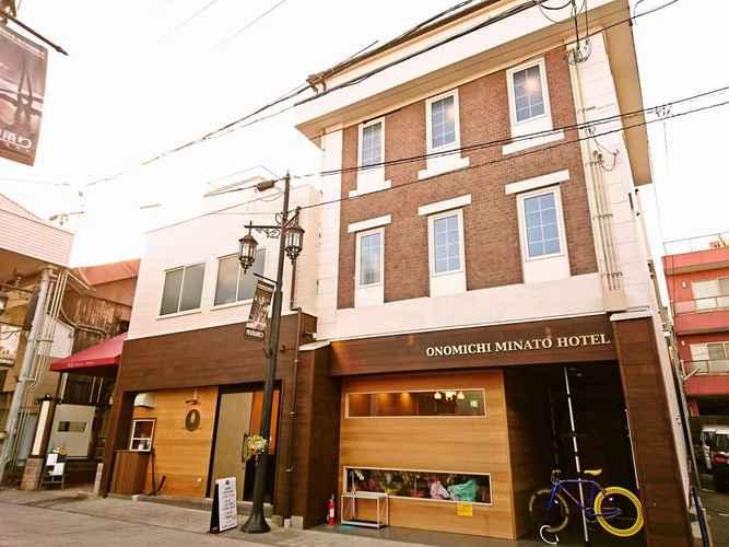 EXTERIOR_BUILDING ONSEN  ONOMICHI MINATO HOTEL