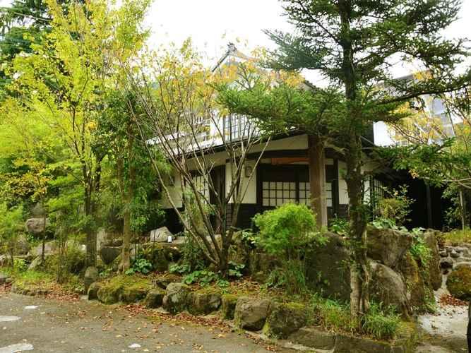 EXTERIOR_BUILDING Tasteful Japanese Guesthouse Beppu Yuya