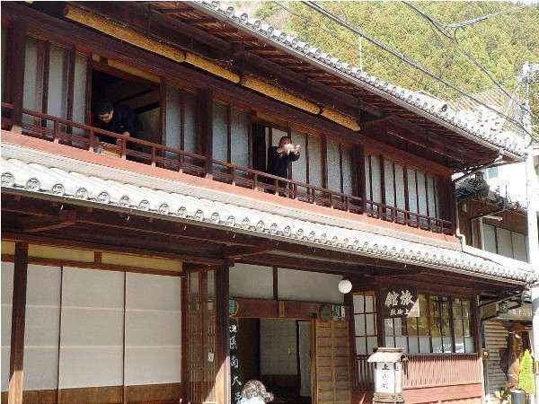 EXTERIOR_BUILDING Kamigoten Ryokan