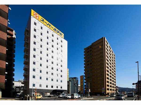 EXTERIOR_BUILDING Super Hotel Mihara Station Front