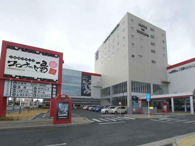 EXTERIOR_BUILDING CASTLE INN TOYOKAWA