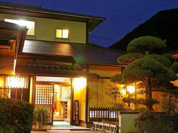 EXTERIOR_BUILDING Miyataki Onsen Matsuya
