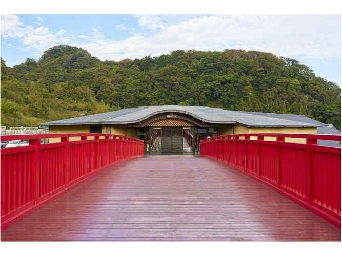 EXTERIOR_BUILDING Ooedo Onsen Monogatari Tenka Taihei no Yu
