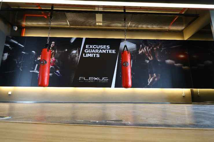 Fitness center Flexus Signature Suites By O Boutique Collection