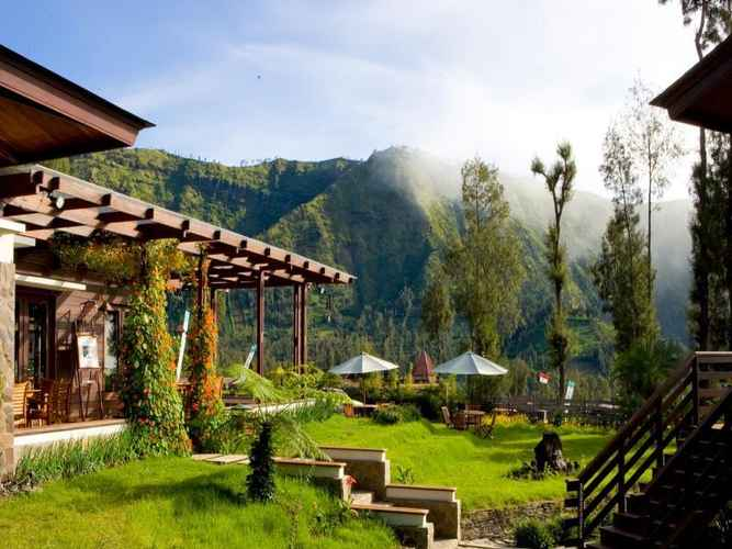 View Java Banana Lodge Bromo