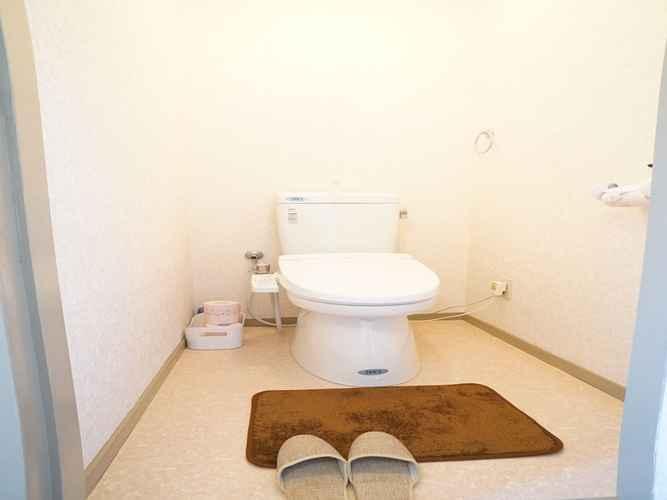 Bathroom Southern Hills 3 Bedroom Apartment 2F near Chayagasaka Nagoya
